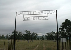 Chesnut Valley Cemetery