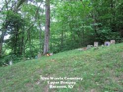 Alex Worrix Cemetery