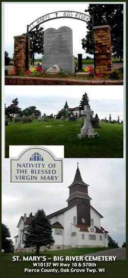Saint Marys-Big River Cemetery