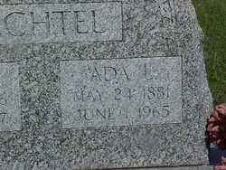 Ada Leota <I>Golding</I> Bechtel