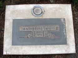 Katherine <I>Michael</I> Koch