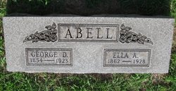 Ella A Abell