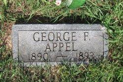 George F Appel