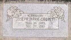 Joseph Mark Garrett