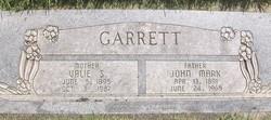 Valie <I>Shepherd</I> Garrett