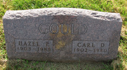 Hazel E Brown Gould 1903 1985 Find A Grave Memorial