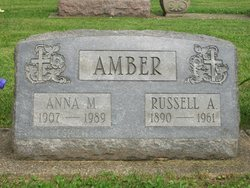Russell Alonzo Amber