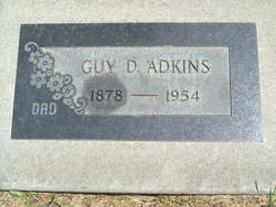 Guy Duane Adkins