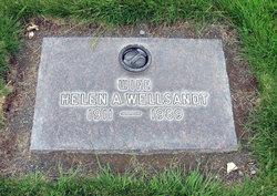 """Helena Alvina """"Helen"""" <I>Adler</I> Wellsandt"""