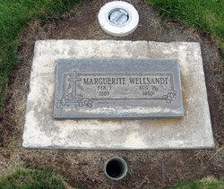 "Anna Margaretha ""Marguerite"" <I>Eckhardt</I> Wellsandt"