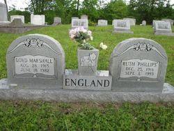 Loyd Marshall England