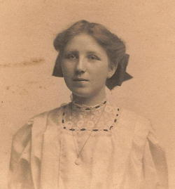 Anna Marie <I>Johnson</I> Enger