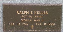 Ralph E. Keller