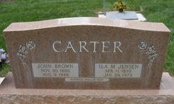 John Brown Carter