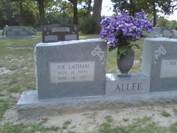 Joe Latham Allee