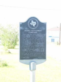 Sparks Settlement Cemetery