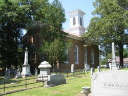 Saint Paul Methodist Episcopal South Cemetery
