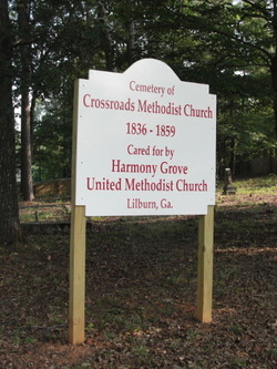 Crossroads Methodist Church Cemetery