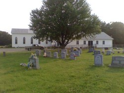 Mine Road Baptist Church Cemetery