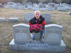 Ed Johnston