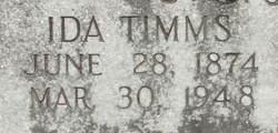 Ida <I>Timms</I> Brooks