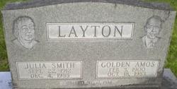 Golden Amos Layton