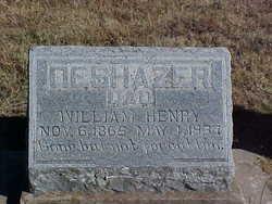 William Henry Deshazer