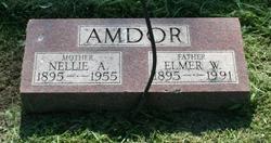 Nellie Ann <I>Dewey</I> Amdor