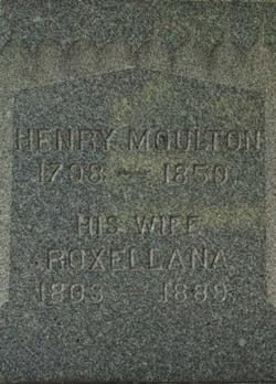 Henry Moulton
