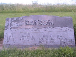 Paul Bodily Ransom
