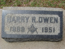 Harry Roland Owen