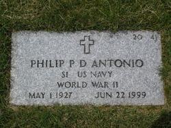 Philip P D'Antonio