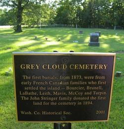Grey Cloud Cemetery