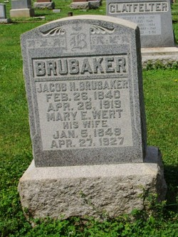 Jacob Nauman Brubaker