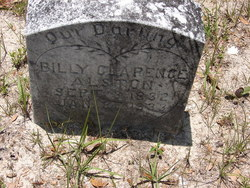 "Billy Clarence ""Nooney Boy"" Alston"