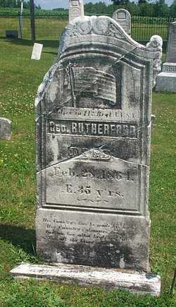 George Rutherford
