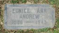 Eunice Ann <I>Price</I> Andrew