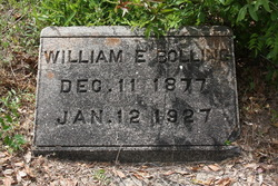 William E Bolling