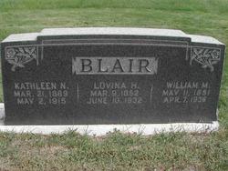 """Kathleen """"Katie"""" <I>Norris</I> Blair"""