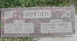 Joseph Bowden