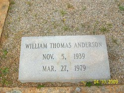 William Thomas Anderson