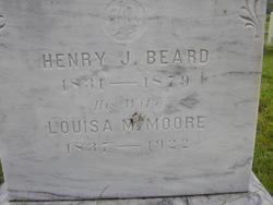 Louise M. <I>Moore</I> Beard
