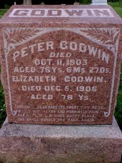 Elizabeth <I>Kemp</I> Godwin