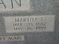 Martha <I>Forrester</I> Sloan