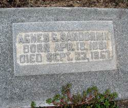 Agnes Gerhardina <I>Luiten</I> Sandbrink