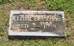 Gertrude Leone <I>Warner</I> Blanchard