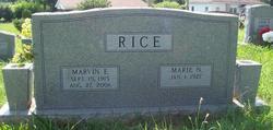 Marvin Edward Rice