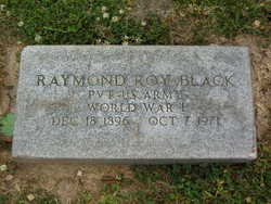 Raymond Roy Black