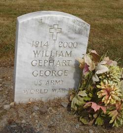 William Gephart George