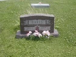 Anna M. <I>Green</I> Davis